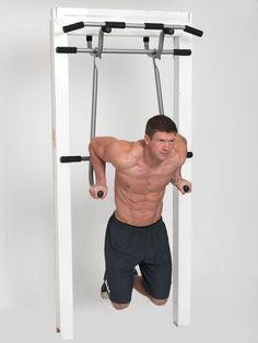 gofit chin up bar doorway frame pull up bar pinterest - Door Frame Pull Up Bar