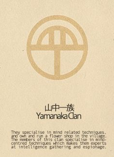 clan-yamanaka
