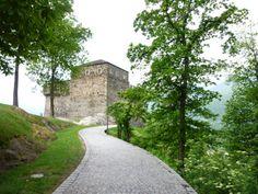 """""""Castello di Sasso Corbaro"""", Bellinzona Ticino Swiss"""