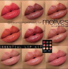 Head over heels in love with Motives lip palette, love the lip colour range. Go to  http://www.motivescosmetics.com/Hannahbless