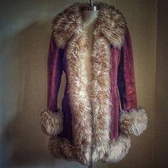 Pennylane coat Penny Lane Coat, Chia Pudding, Pudding Recipes, Winter Coats, Fur Coat, Kimono, Jackets, Fashion, Chia Pudding Breakfast