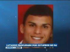 Galdino Saquarema Noticia: Lutador é procurado por estupros no Rio de Janeiro...