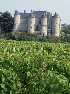 Chateau de Luynes - Indre et Loire - another view