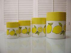 Lemon Themed Kitchen Decor Visit Etsy Com