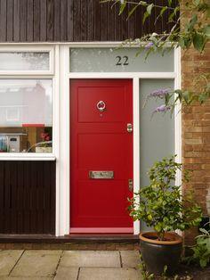 The London Door Company - Front Door Putney, London - LDC Dark ...
