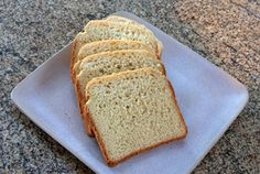Basic Country White Bread, Bread Machine - Recipe and Photo: Diana Rattray
