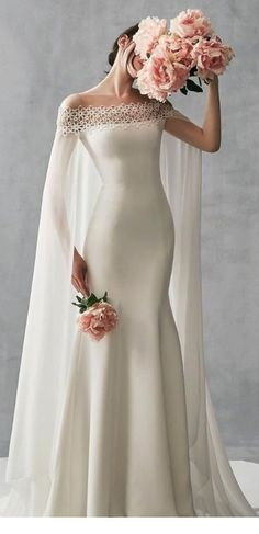 Princess wedding dress design idea