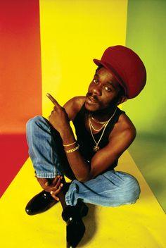 Dennis Brown - Jamaican reggae star whom Bob Marley said was the best singer…