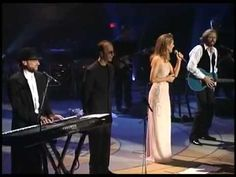 Bee Gees & Celine Dion - Immortality (Live)