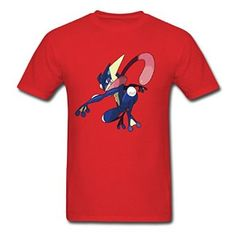 Amazon com KingDeng Super Smash Bros Greninja Discount Men T Shirt Clothing