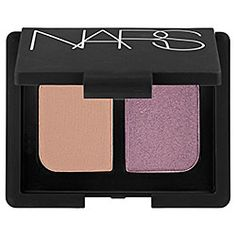 NARS Duo Eyeshadow in Violetta - smoky lavender/ soft metallic violet #sephora