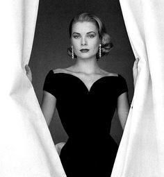 Grace Black Dress