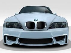 Duraflex - BMW Duraflex Look Front Bumper Cover - 1 Piece - 109531 Wish You The Same, Freight Truck, Bmw Z3, Fender Flares, Good Customer Service, 1 Piece, This Or That Questions, Cover, Vehicles