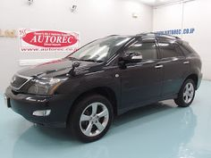 Japanese vehicles to the world: 2009 Toyota Harrier 240G for Kenya to Mombasa