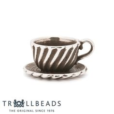 Buy Trollbeads Tea Cup Silver Bead from our Women's Charms & Beads range at John Lewis & Partners. Free Delivery on orders over