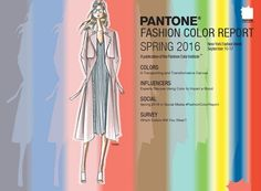 Pantone predicts popular colors in fashion for spring 2016   NEW YORK South-of-the-border culture a calm sensibility and blurred gender lines are just a few of the inspirations behind Pantone's top color picks for spring 2016.  Pantone the industry's authority on all things color released its biannual trend report in time for New York Fashion Week.  The anticipated hues for spring 2016 include: Rose Quartz Peach Echo Serenity (a soft blue) Snorkel blue (a rich blue) Buttercup yellow Limpet…