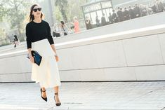 Tommy Ton's Best Pics From Fashion Month  - Gallery - Style.com #fashiontag