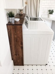 "Excellent ""laundry room storage diy small"" information is offered on our internet site. Read more and you wont be sorry you did. Rustic Laundry Rooms, Laundry Room Shelves, Laundry Room Remodel, Farmhouse Laundry Room, Small Laundry Rooms, Laundry Room Organization, Laundry Storage, Laundry Room Design, Organization Ideas"