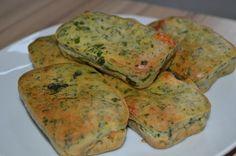 Lachs- Spinat- Küchlein ⌛ ① ❆ - breifrei-rezepte