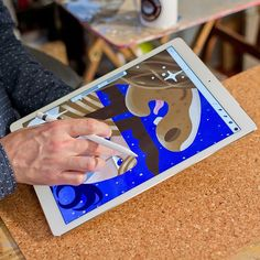 Apple iPad Pro 9.7-inch review – for artists and designers - http://www.webmarketshop.com/apple-ipad-pro-9-7-inch-review-for-artists-and-designers/