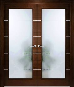 Architectural glass and glazing frosted sandblasted concave interior french double doors with frosted glass photo planetlyrics Images