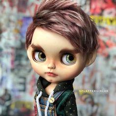 Custom Doll for Adoption by CHECK HERE http://etsy.me/2jW3oiW #blythe #dollycustom #blythecustom #blythecustomizer #ooakblythe #customblythe #kawaii #doll #artdoll #dollstagram #blythestagram #blythelover #ブライス