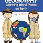 Geography Map Skills Unit with Lapbook or interactive notebook pages! A complete unit for teaching about basic map skills. Over 70 pages!  This inc...