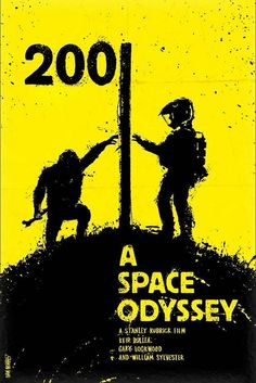 2001 Space Odyssey.