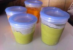 purée bébé pomme de terre haricots verts
