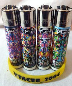 #87 Clipper Lighter Lighters Graffiti Beasts XTREME TRANCE Single/Full Set