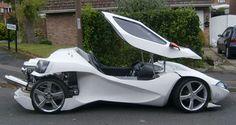 The Shocking Nova Kit Car: A Ten-Year Journey Of Fiberglass And Bondo