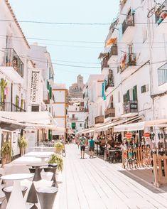 Ibiza Holidays, Spain Holidays, Ibiza Town, Ibiza Beach, Ibiza Travel, Spain Travel, Most Beautiful Beaches, Beautiful Places, Backpacking Spain