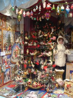 Photo - Created with BeFunky Photo Editor Christmas Market Stall, German Christmas Markets, Christmas Window Display, Christmas Markets Europe, Christmas Store, Christmas Scenes, Christmas Past, Christmas Photos, Christmas Tree Decorations