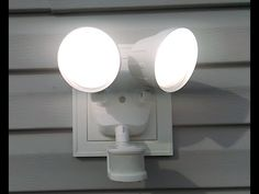 7 How To Install Outdoor Security Light You