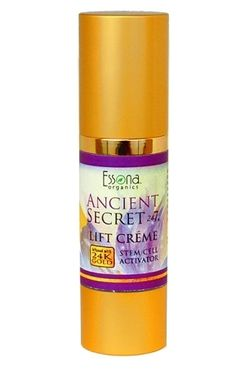 This luxurious formula is made to lift, smooth and hydrate while providing antioxidant protection from free radical damage. Your skin will radiate its full, natural beauty after drinking in this amazing blend of organic oils, natural herbs and soothing botanicals. Infused with high quality marine collagen to plump your skin to fill in fine lines and wrinkles for firmer and smoother appearance. Ancient Secret gives your skin the incredible power to rejuvenate and restore your youthful look.