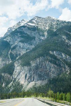 Rocky Mountains in Banff Alberta, Canada