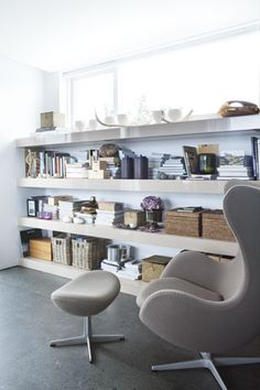 Inspiration for my reading room!!