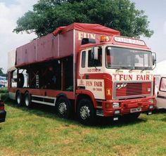 Cool Trucks, Big Trucks, Old Lorries, Fun Fair, Classic Trucks, Transportation, Man Se, County Fair, Cars