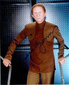 Rene Auberjonois (DS9)(Signed at Star Trek Slanted Fedora Convention 7-29-00)