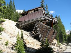 Allie-Belle Mine, Colorado