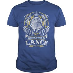 LANCE In case of emergency my blood type is LANCE - LANCE T Shirt, LANCE Hoodie, LANCE Family, LANCE Tee, LANCE Name, LANCE bestseller, LANCE shirt #gift #ideas #Popular #Everything #Videos #Shop #Animals #pets #Architecture #Art #Cars #motorcycles #Celebrities #DIY #crafts #Design #Education #Entertainment #Food #drink #Gardening #Geek #Hair #beauty #Health #fitness #History #Holidays #events #Home decor #Humor #Illustrations #posters #Kids #parenting #Men #Outdoors #Photography #Products…