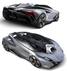 Lamborghini Perdigon by Ondrej Jirec, via Behance