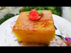 ΠΟΡΤΟΚΑΛΟΠΙΤΑ ΓΝΗΣΙΑ ΜΕ ΣΙΜΙΓΔΑΛΙ ΣΙΡΟΠΙΑΣΜΕΝΗ όπως παλιά - YouTube Greek Sweets, Cornbread, Ethnic Recipes, Youtube, Food, Cakes, Millet Bread, Cake Makers, Essen