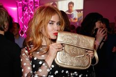 Palina Rojinski Photos: 'Traumfrau' After Premiere Party In Berlin