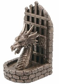 Dragon Guardian Fantasy Sculpture