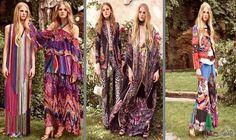 """طرح تشكيلة جديدة من أزياء """"Roberto Cavalli""""…: ظهرت تشكيلة متنوعة من أزياء Roberto Cavalli كروز 2017 الغنية بالألوان المدموجة في نقوشات…"""