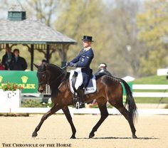 Michael Jung and Fischerrocana FST at the 2015 Rolex Kentucky CCI****| Photo by Lisa Slade/The Chronicle of the Horse