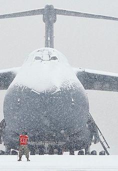 Lockheed C-5 Galaxy I miss working on that engine!!