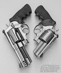 S&W 500 Magnum & Ruger 454 Alaskan
