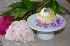 Limetten-Tarte mit Kokos-Pecan-Boden